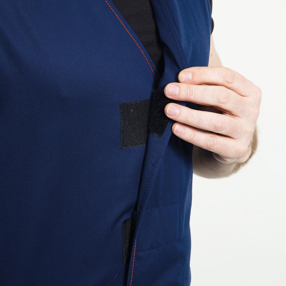 NEU: RLV Weste FlexBlue ohne Polster