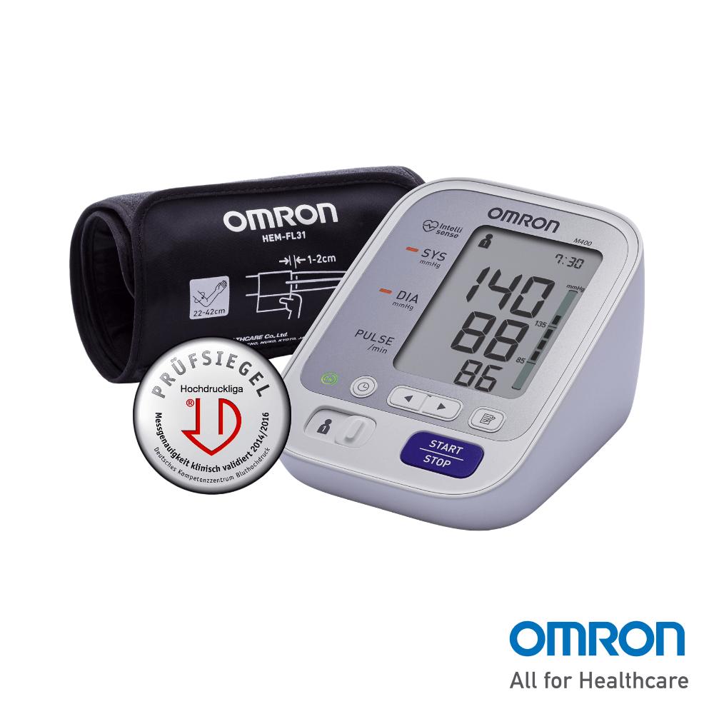 M400 Oberarm-Blutdruckmessgerät