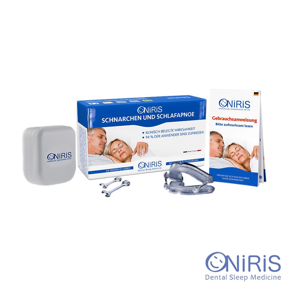 ONIRIS Anti-Schnarch-Orthese