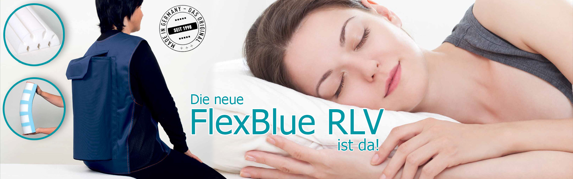 RLV Flex Blue